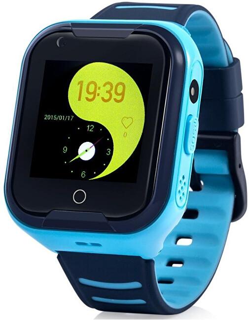 CEL-TEC KT11 dětské hodinky s GPS modré