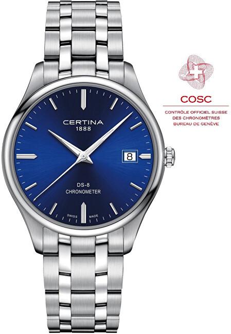 Certina DS-8 GENT Chronometer C033.451.11.041.00