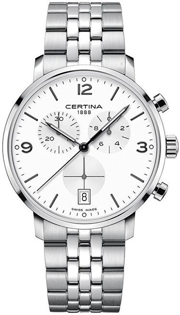 Levně Certina DS CAIMANO GENT Chronograph C035.417.11.037.00