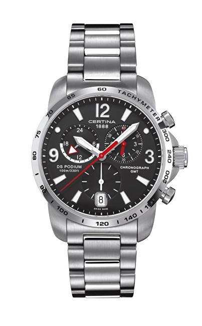 Certina SPORT COLLECTION - DS PODIUM Chrono - Quartz C001.639.11.057.00