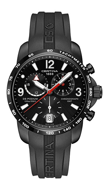 Certina SPORT COLLECTION - DS PODIUM Chrono - Quartz C001.639.17.057.00