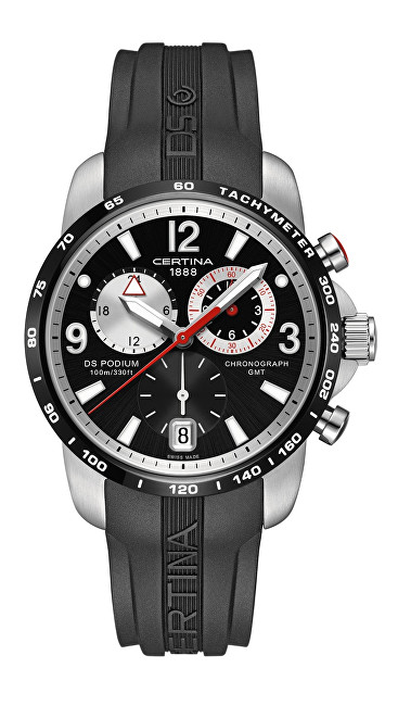 Certina SPORT COLLECTION - DS PODIUM Chrono - Quartz C001.639.27.057.00