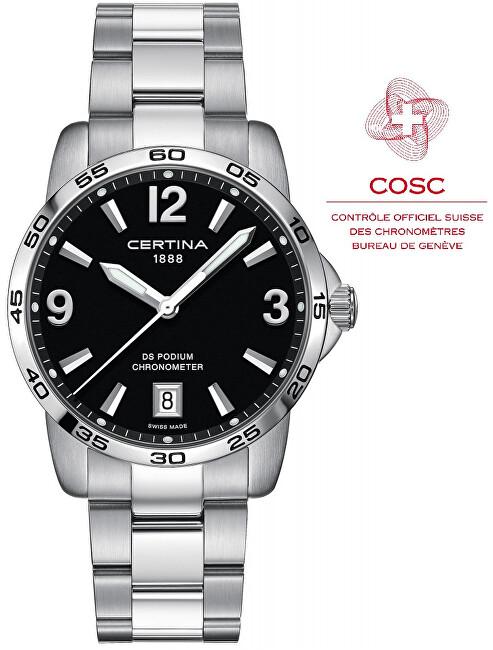 Certina DS PODIUM Chronometer C034.451.11.057.00