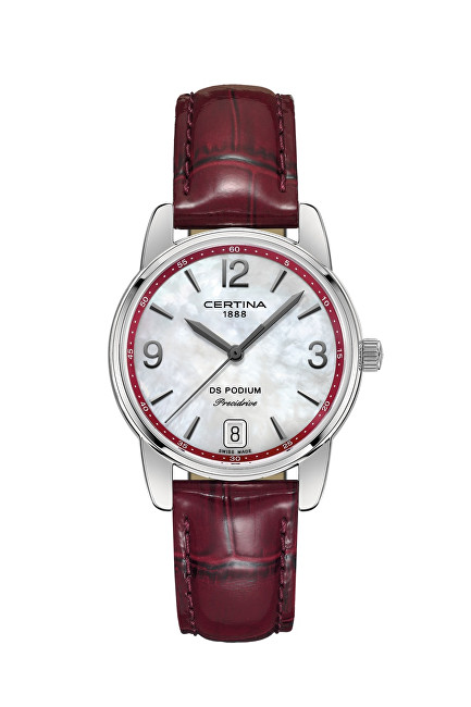 Certina DS PODIUM LADY 33 mm C034.210.16.427.00
