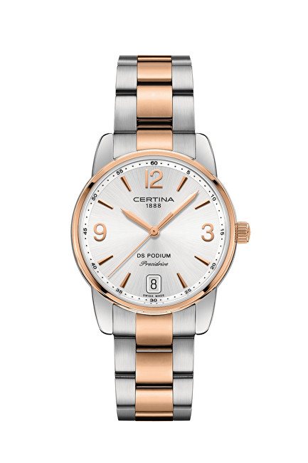 Certina DS PODIUM LADY 33 mm C034.210.22.037.00
