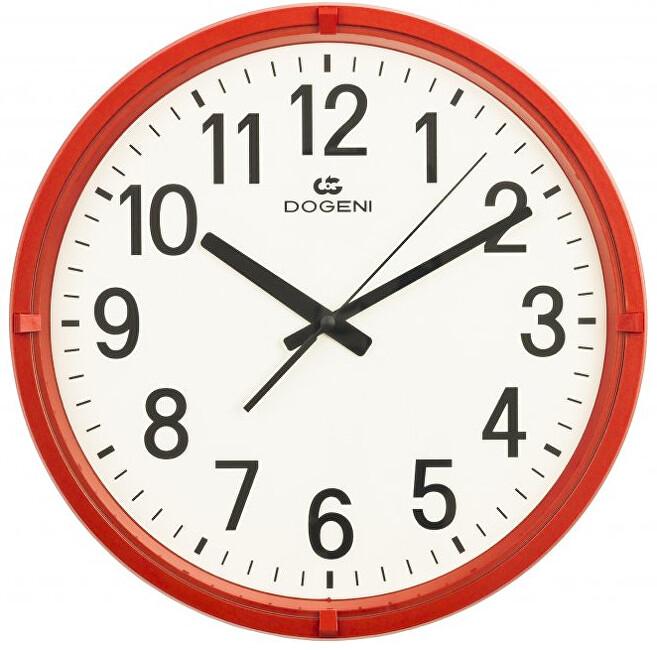 DOGENI Nástěnné hodiny s tichým chodem WNP003RE
