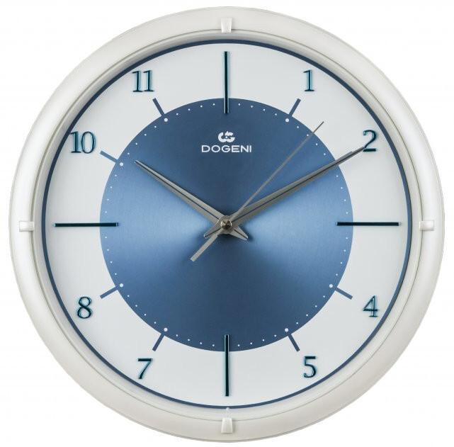 DOGENI Nástěnné hodiny WNP005BU
