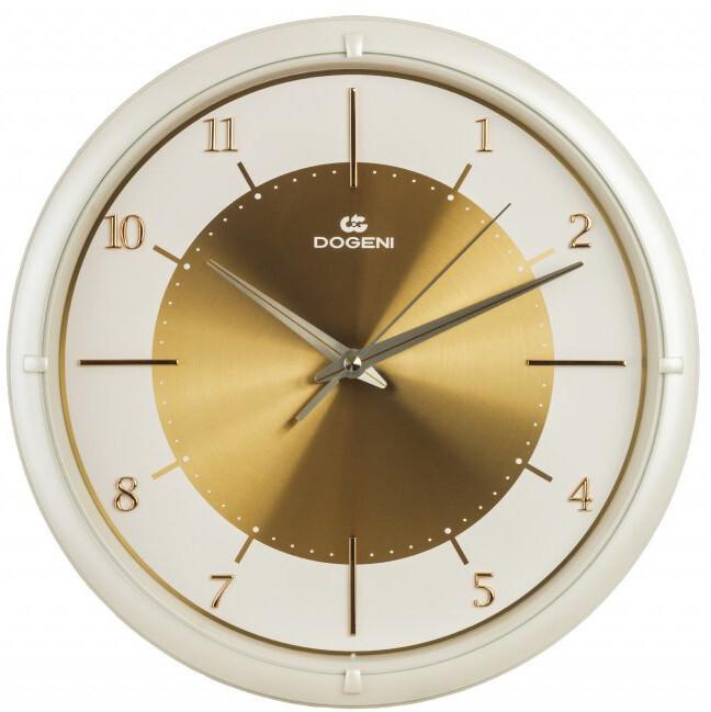 DOGENI Nástěnné hodiny WNP005RG