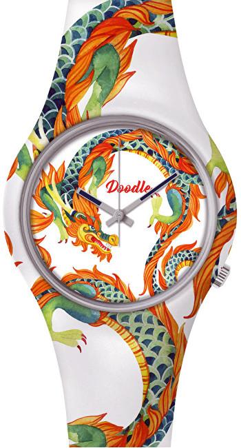Doodle DragonMood White Dragon DODR002