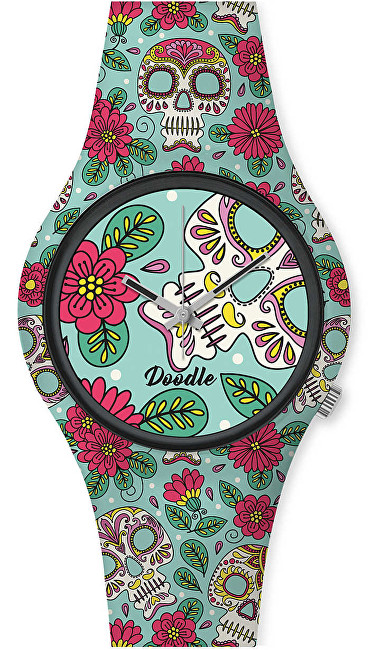 Doodle SantaMuerteMood Sugar Skull DO35012