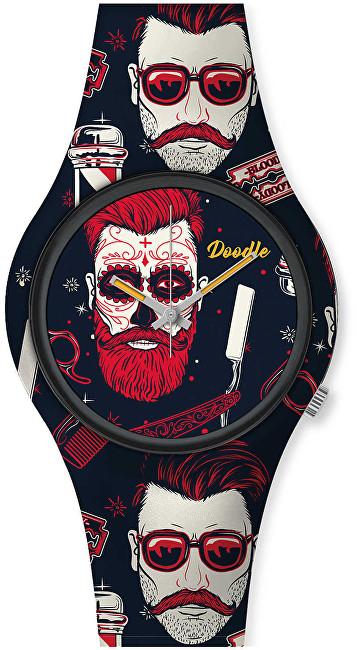 Doodle StreetFighterMood Beardster DO42001