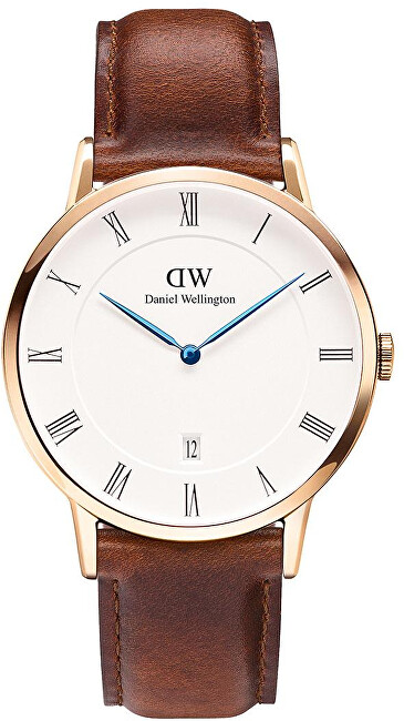 Daniel Wellington DAPPER St Mawes Gold H24-780