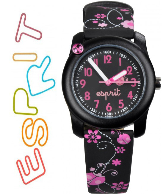 Esprit  Lucky Love Black ES103514009