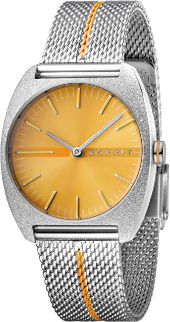 Esprit Spectrum Orange Stripe Mesh ES1L035M0065