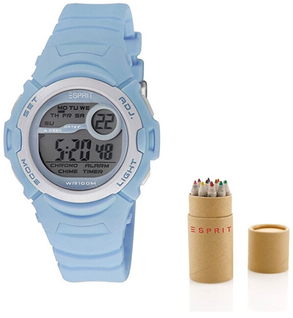 Esprit TP90646 Light Blue ES906464003