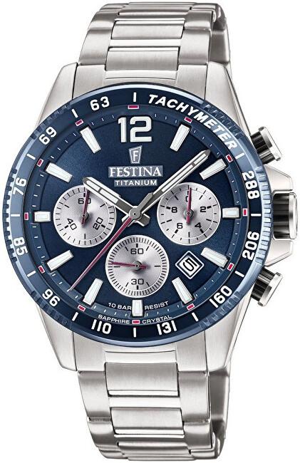 Festina Titanium Sport Chronograph 20520/2