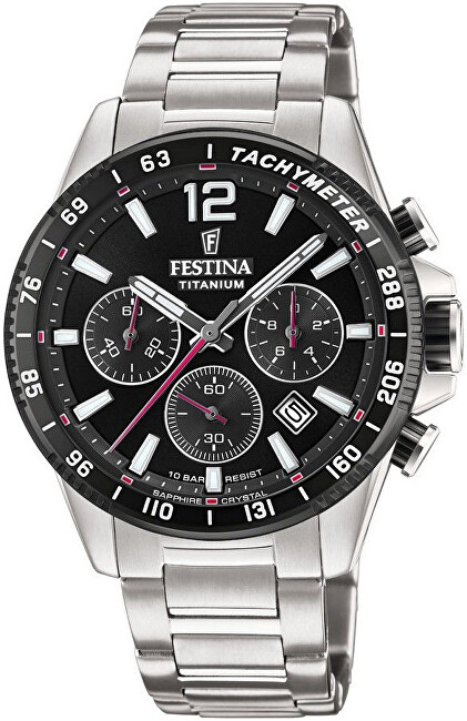 Festina Titanium Sport Chronograph 20520/4