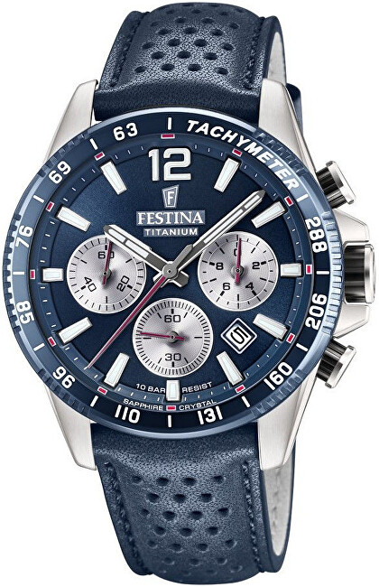 Festina Titanium Sport Chronograph 20521/2
