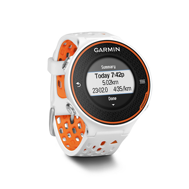 Garmin Forerunner 620 HR Run GPS White