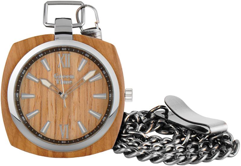 Green Time Kapesní hodinky ZW048F