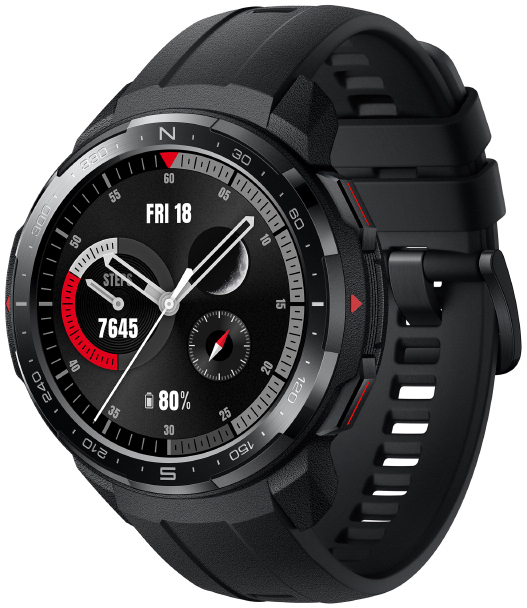 Honor Watch GS Pro - Charcoal Black NEHOHRWATC050