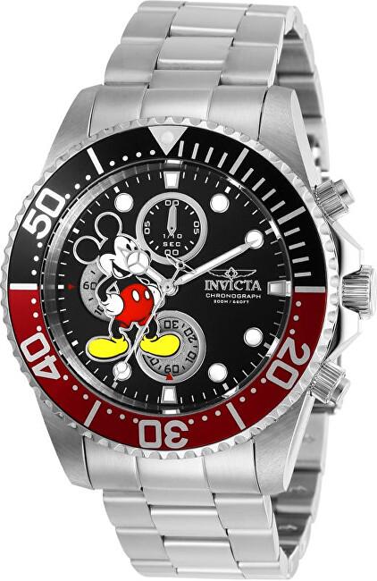 Invicta Disney Quartz Mickey Mouse Limited Edition 27388