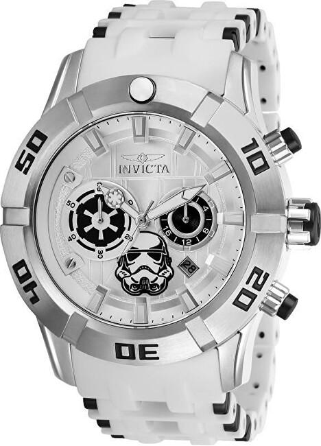 Invicta Star Wars Quartz Stormtrooper Limited Edition 26552