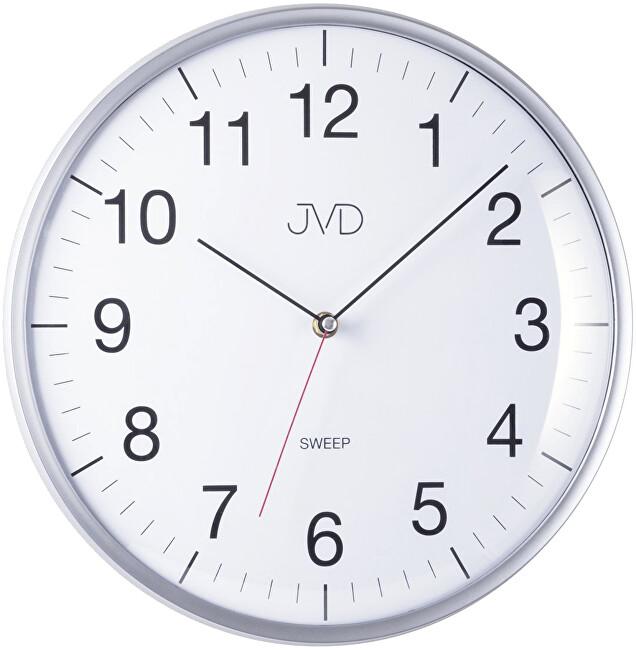 JVD Nástěnné hodiny s tichým chodem HA16.1