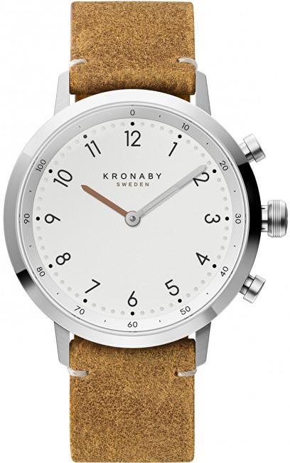 Kronaby Vodotěsné Connected watch Nord S3128/1
