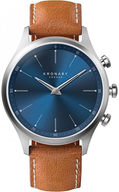Kronaby Vodotěsné Connected watch Sekel S3124/1