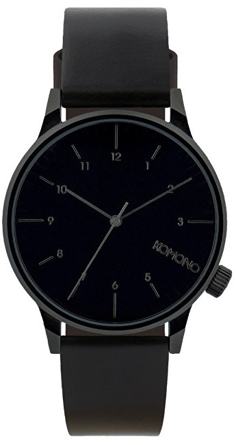 Winston Regal All Black KOM-W2264