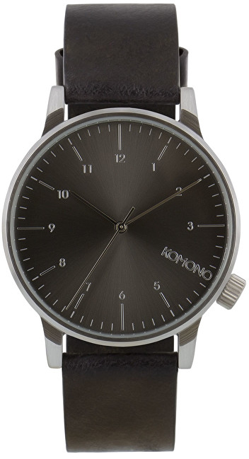 Komono Winston REGAL BLACK KOM-W2255