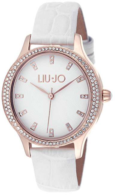 Liu.Jo Giselle GOLD ROSE WHITE TLJ1008