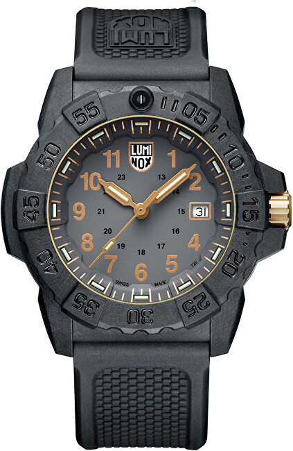 Luminox Navy SEAL Military Dive Watch XS.3508.GOLD