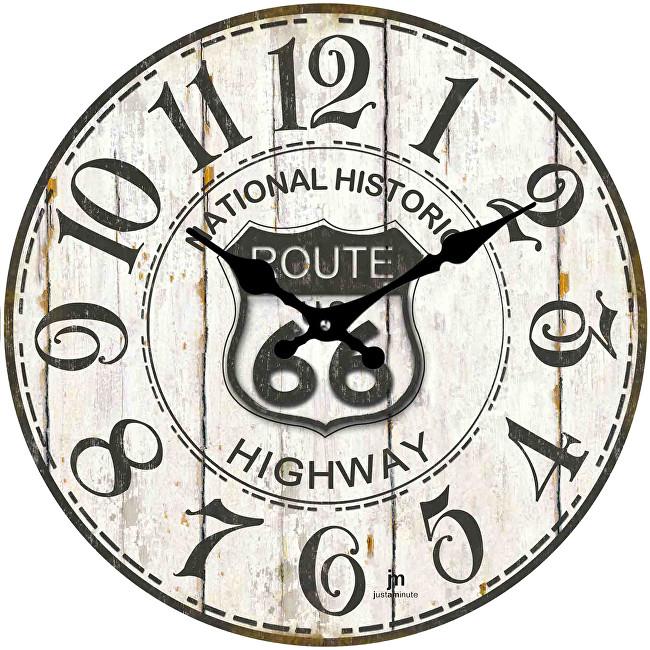 Lowell Nástěnné hodiny 14848