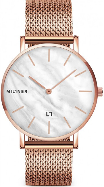 Millner Mayfair Rose Pearl 39 mm