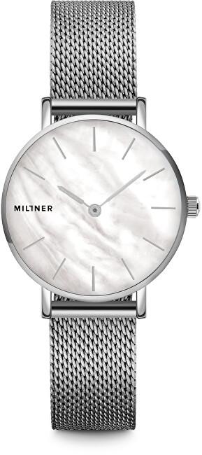 Millner Mini Silver Pearl