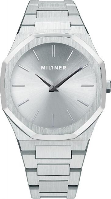 Millner Oxford S Full Silver 36 mm