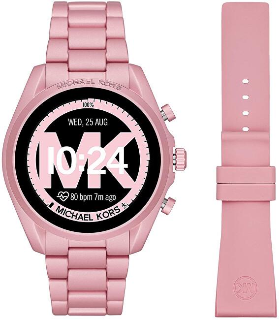 Michael Kors Dárkový set Smartwatch Bradshaw MKT5098