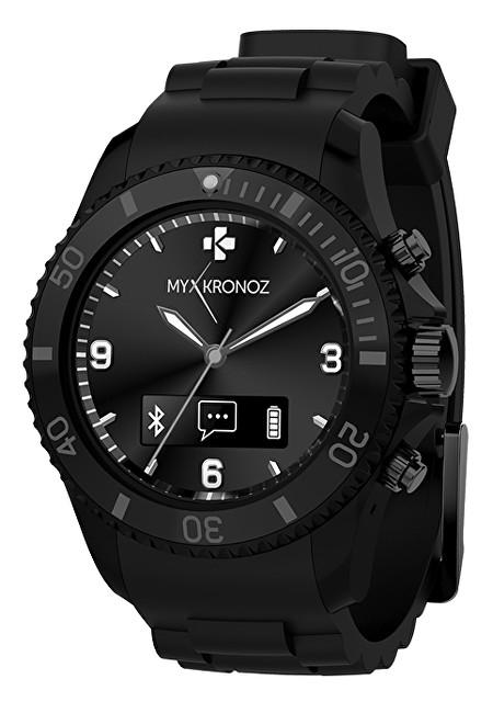 MyKronoz ZeClock Black/Noir