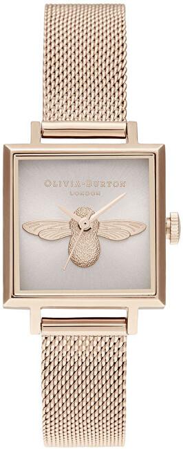 Olivia Burton 3D Bee Square OB16AM164