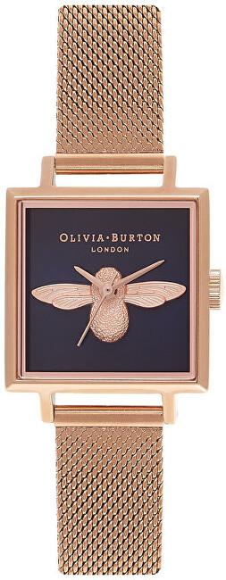 Olivia Burton 3D Bee Square OB16AM96