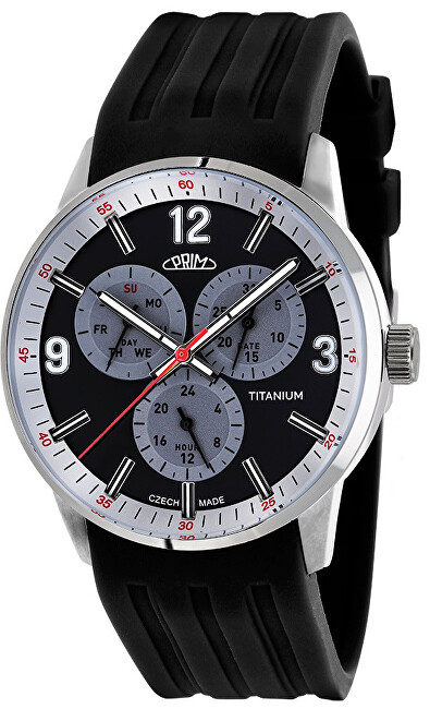 Prim Sport Titanium - W01C.13051.I