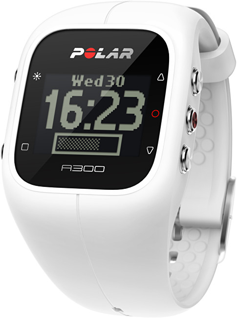 Polar A300 HR White