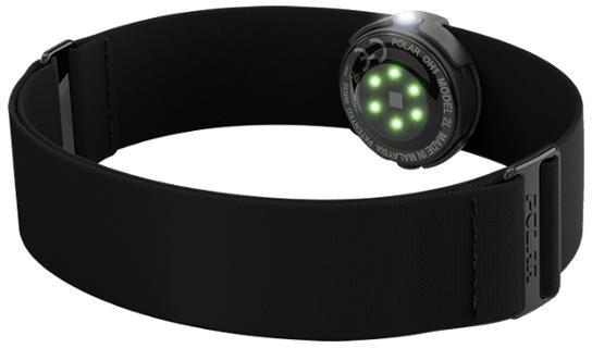 Polar OH1+ Optický snímač TF černý