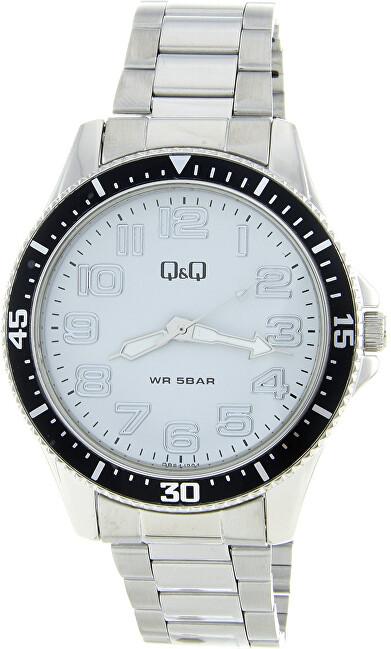 Q&Q Analogové hodinky QB64J204