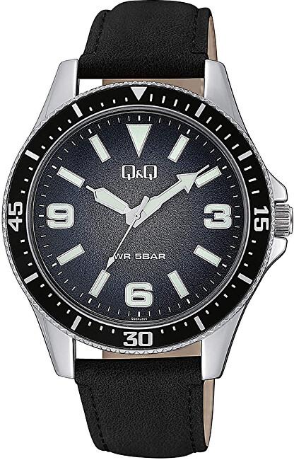 Q&Q Analogové hodinky QB64J305