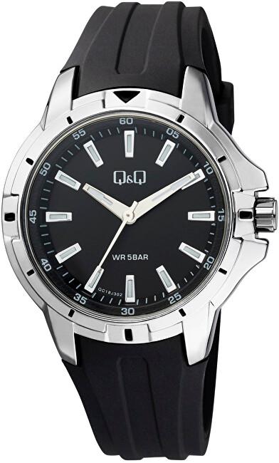 Q&Q Analogové hodinky QC18J302