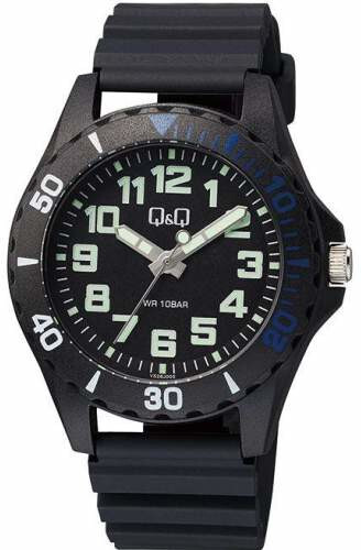 Q&Q Analogové hodinky VS26J005