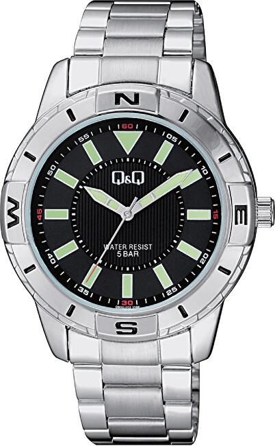 Q&Q Analogové hodinky QB00J202